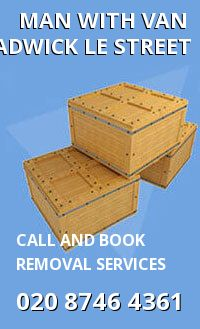 home removals DN6