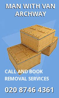 home removals N19
