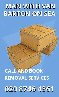 home removals BH25