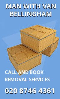 home removals SE6