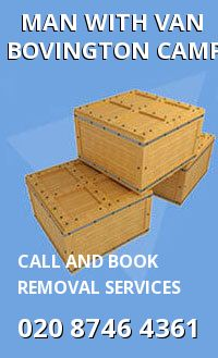 home removals BH20