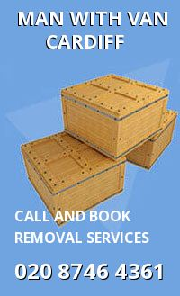 home removals CF11