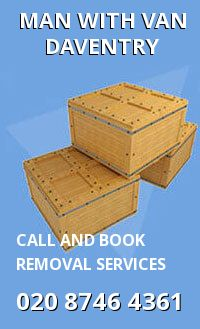 home removals NN11