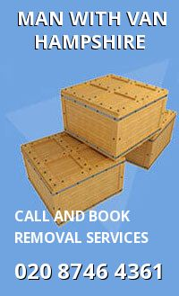 home removals SO22