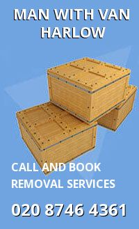 home removals CM17