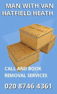 home removals CM22