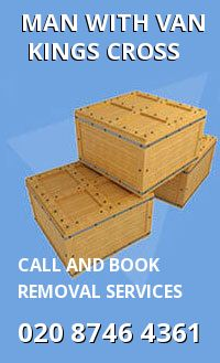 home removals WC1