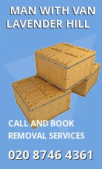 home removals SW11