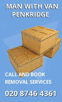 home removals ST19