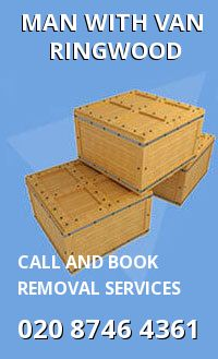 home removals BH24