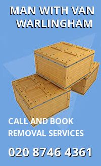 home removals CR6