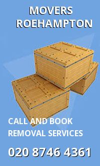 house movers SW15