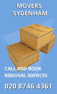 house movers SE26