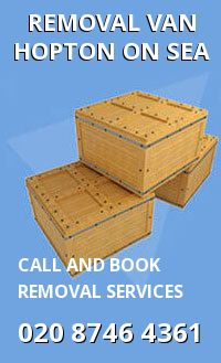 NR31 office relocation Hopton on Sea