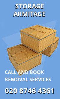 safe storage Armitage