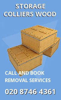 safe storage Colliers Wood