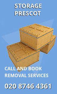 safe storage Prescot