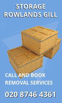 safe storage Rowlands Gill