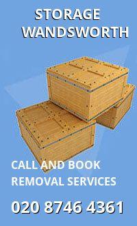 safe storage Wandsworth
