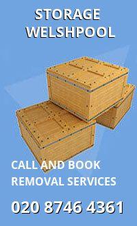 safe storage Welshpool