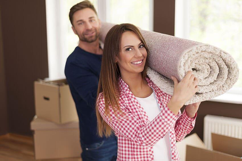 furniture movers Amble