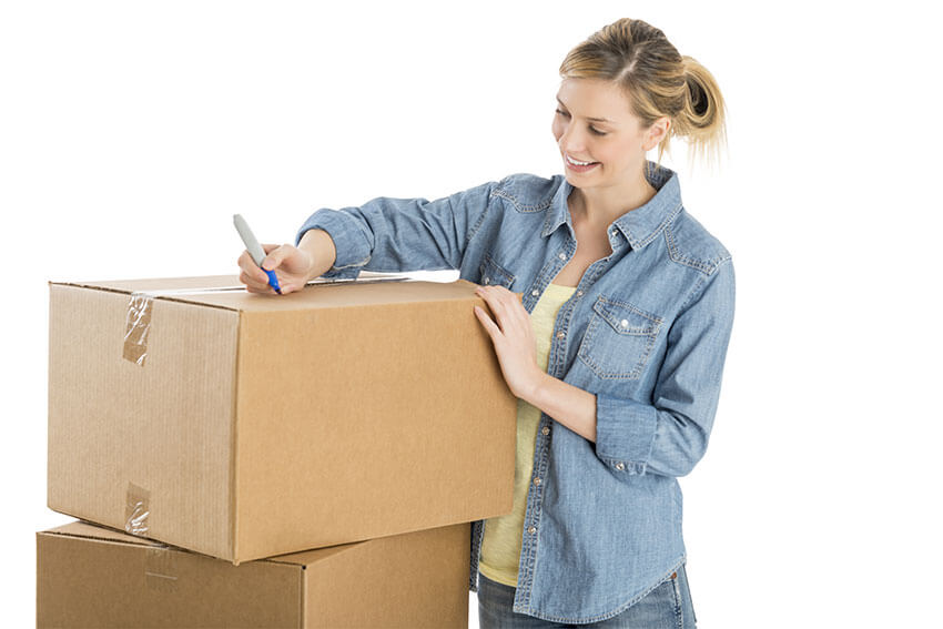 office movers in Bradford