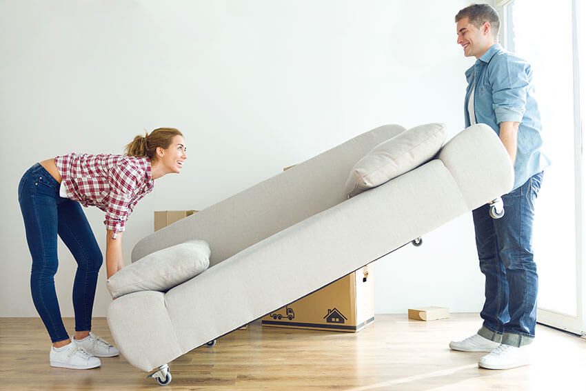 furniture movers Brierley