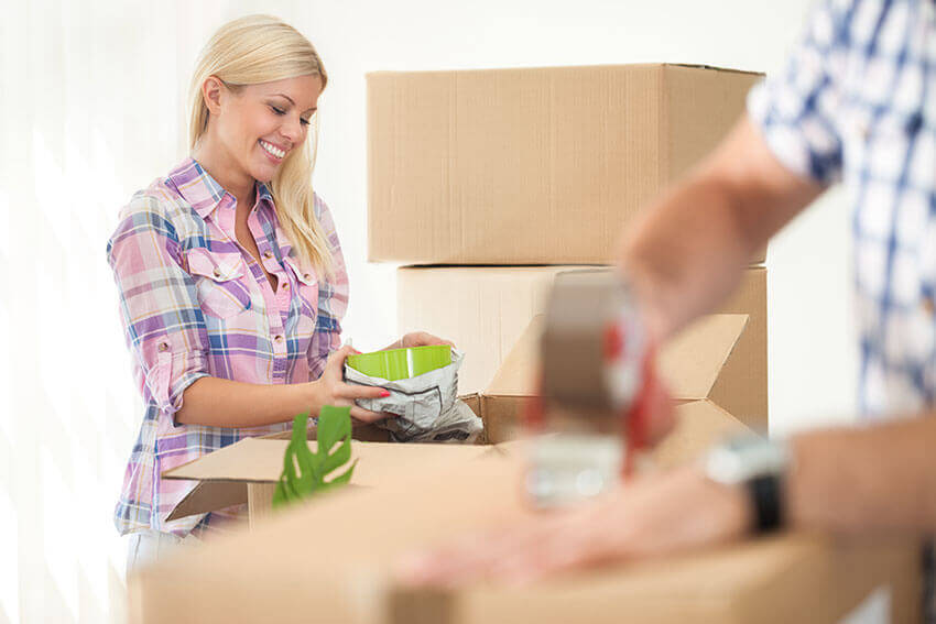 Wigton moving service
