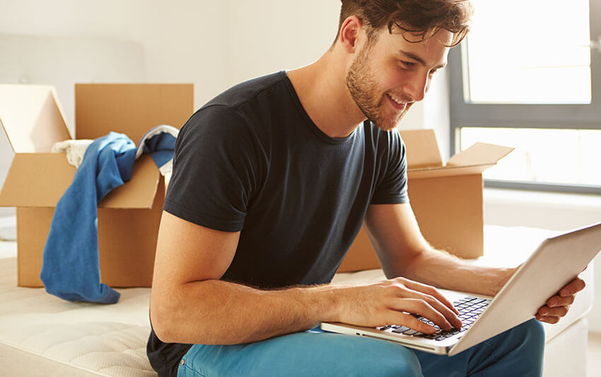 office movers in Llanharan