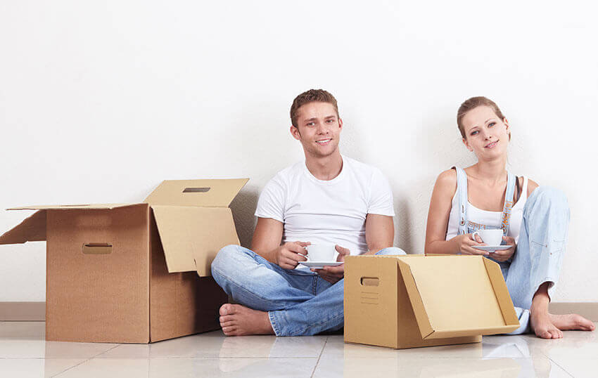 office movers in Heswall