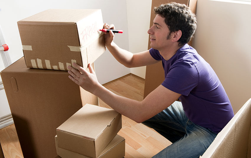 office movers in Worcestershire
