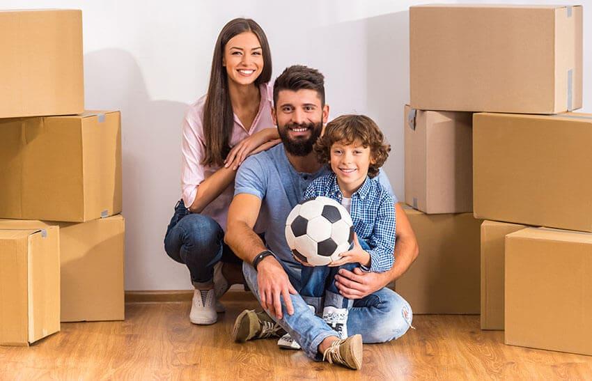 EH41 removals Gifford storage