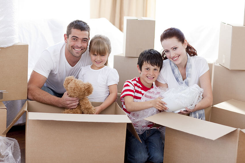 hire movers Buchlyvie