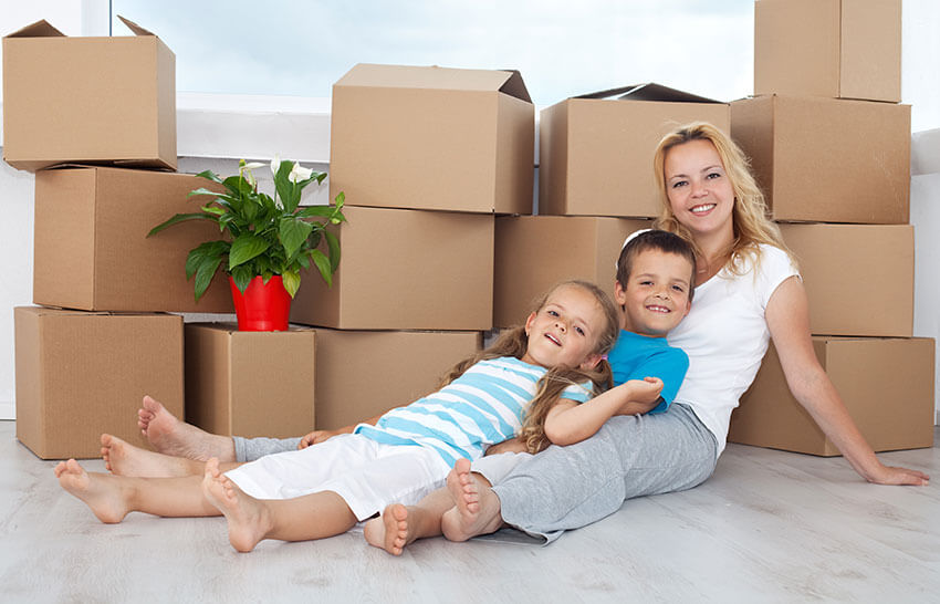 office movers in Balfron
