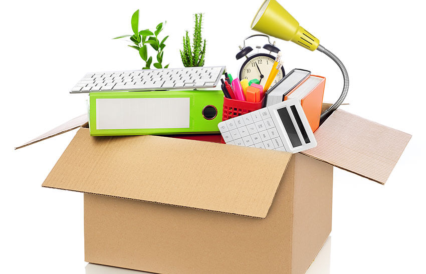 office movers in Gloucestershire