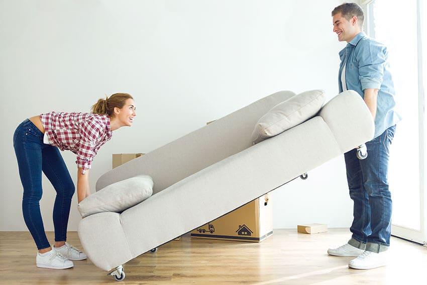 furniture movers Huntingdon