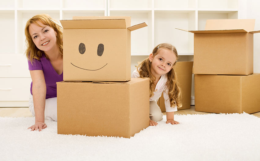 hire movers Knighton