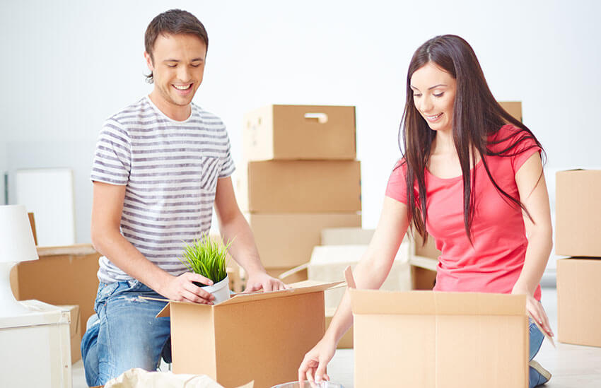 office movers in Hathern