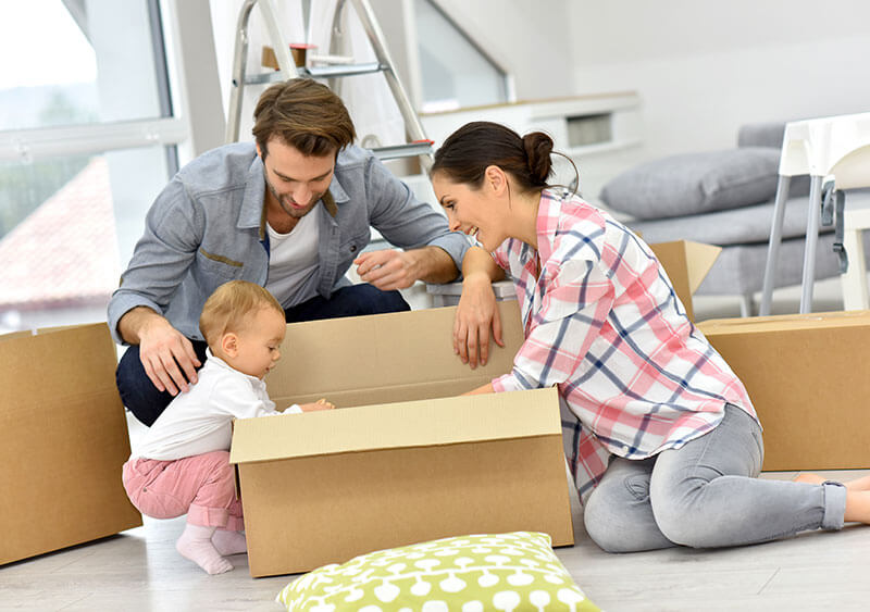 office movers in Markfield