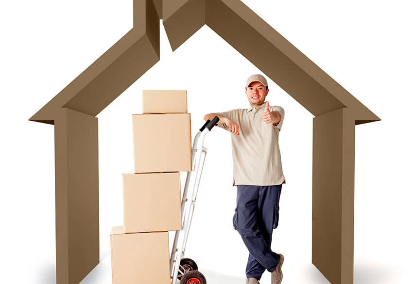 office movers in Penrhyn Bay