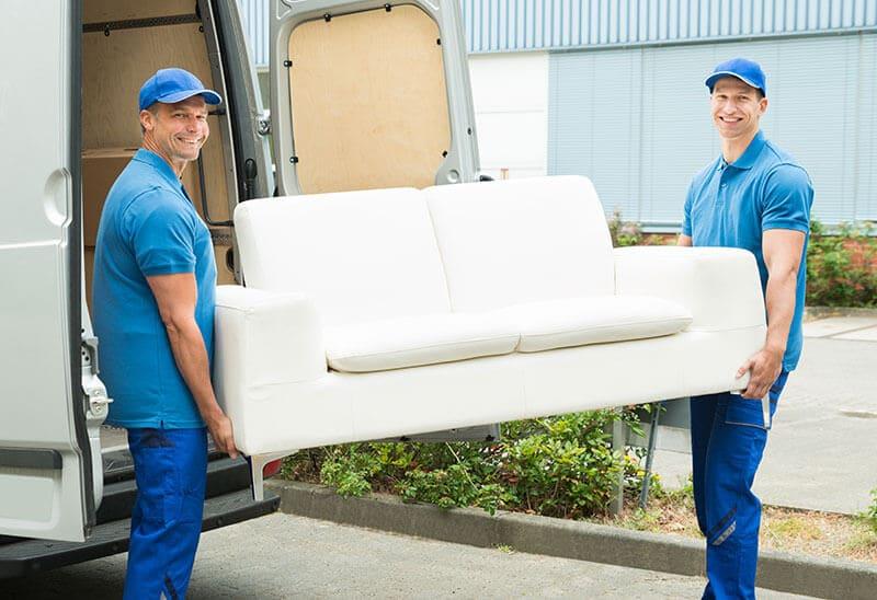 hire movers Amble