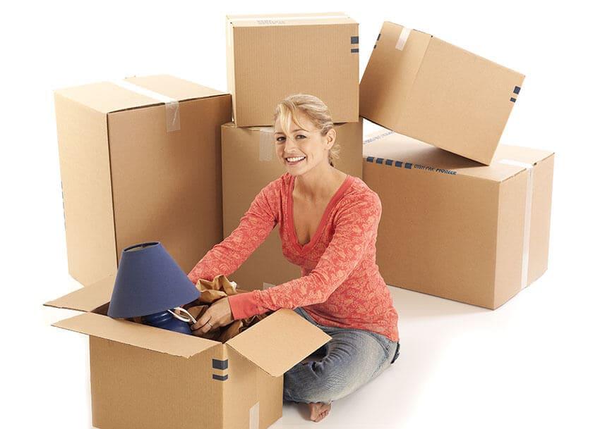 Amble moving service