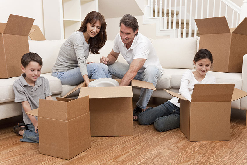 hire movers Ollerton