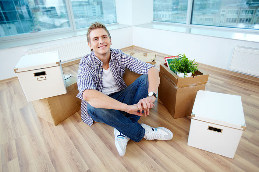 office movers in Wickham