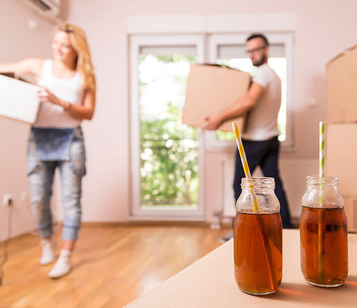 office movers in Meppershall