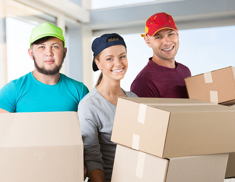 hire movers Ascot