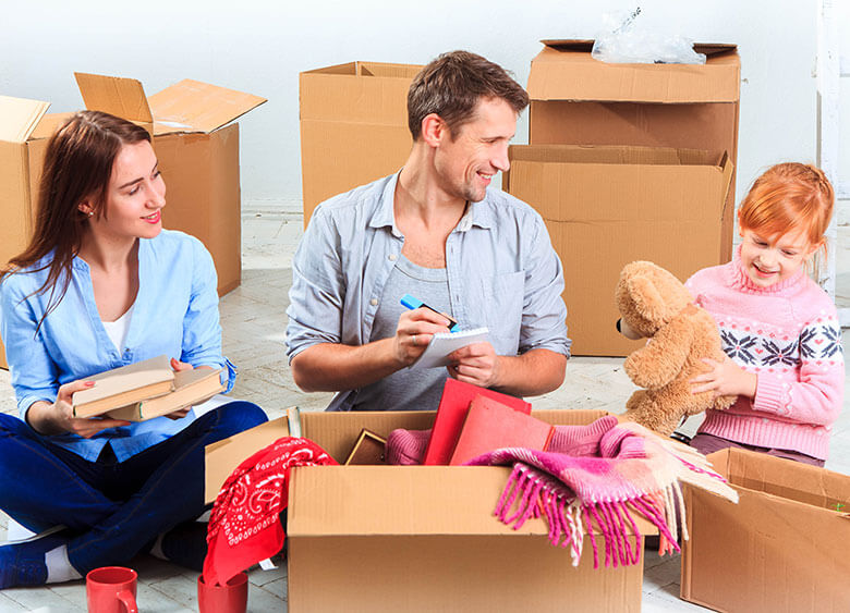 hire movers Stafford
