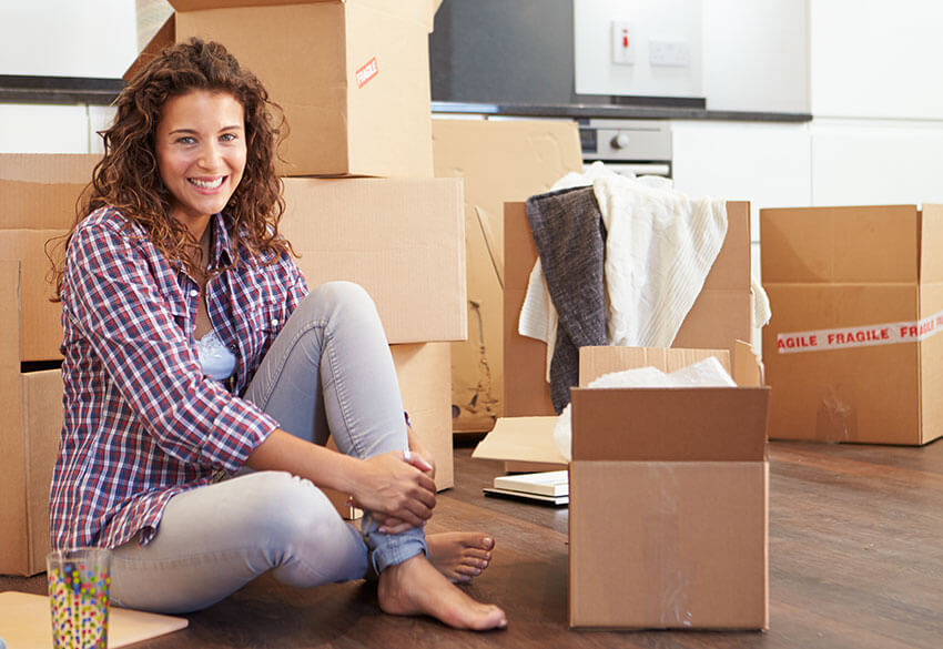 office movers in Puriton